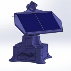 Descargar archivos 3D Seguidor Solar Arduino, Lauris0329