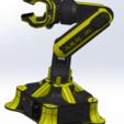STL Robotic Arm, Lauris0329