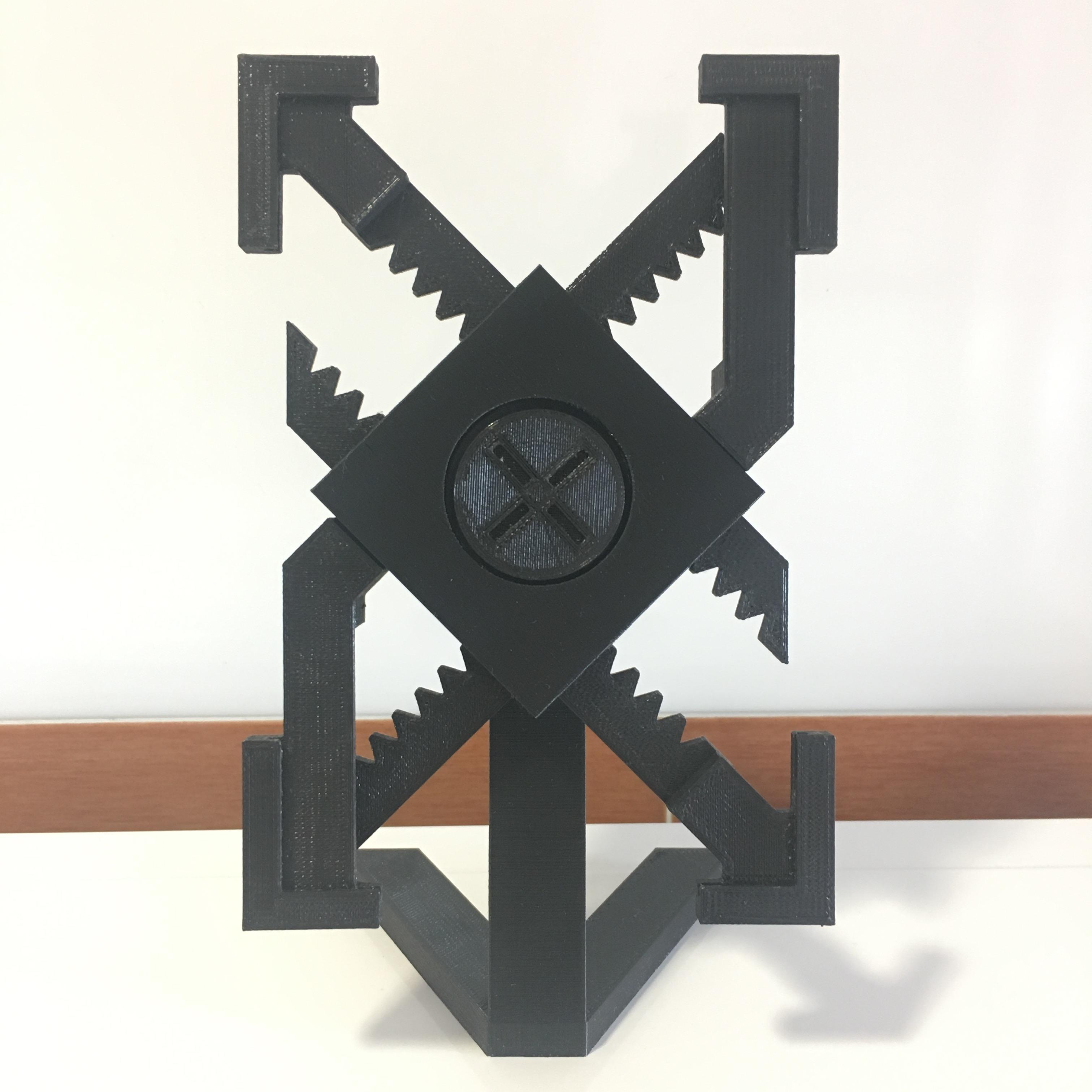 vertical cerrado.JPG Download free STL file Marco de fotos ajustable • 3D print design, rodvelz