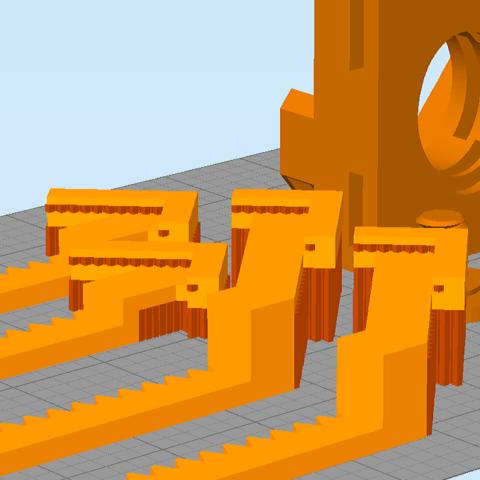 soporte en brazos.png Download free STL file Marco de fotos ajustable • 3D print design, rodvelz