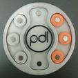 Free 3D model Rota - The Roman Game Of Tic Tac Toe, PracticalDesignLaboratory