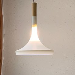Descargar diseños 3D Lámpara de led. (2 modelos), limo