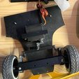 Download 3D print files Rc Car 'Ford model A classic' , limo