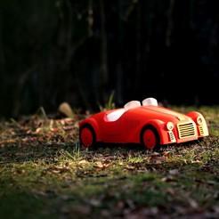 Descargar archivos 3D RC CAR ferrari 125s, limo