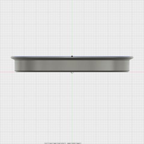 Capture d'écran 2018-05-27 à 22.23.27.png Download STL file train wheel, train wheel • 3D print template, Andrieux