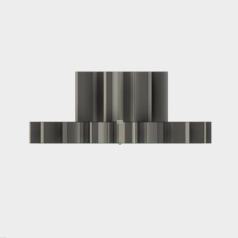 Capture d'écran 2018-05-30 à 21.25.07.png Télécharger fichier STL gratuit Engrenage et crémaillère • Design à imprimer en 3D, Andrieux