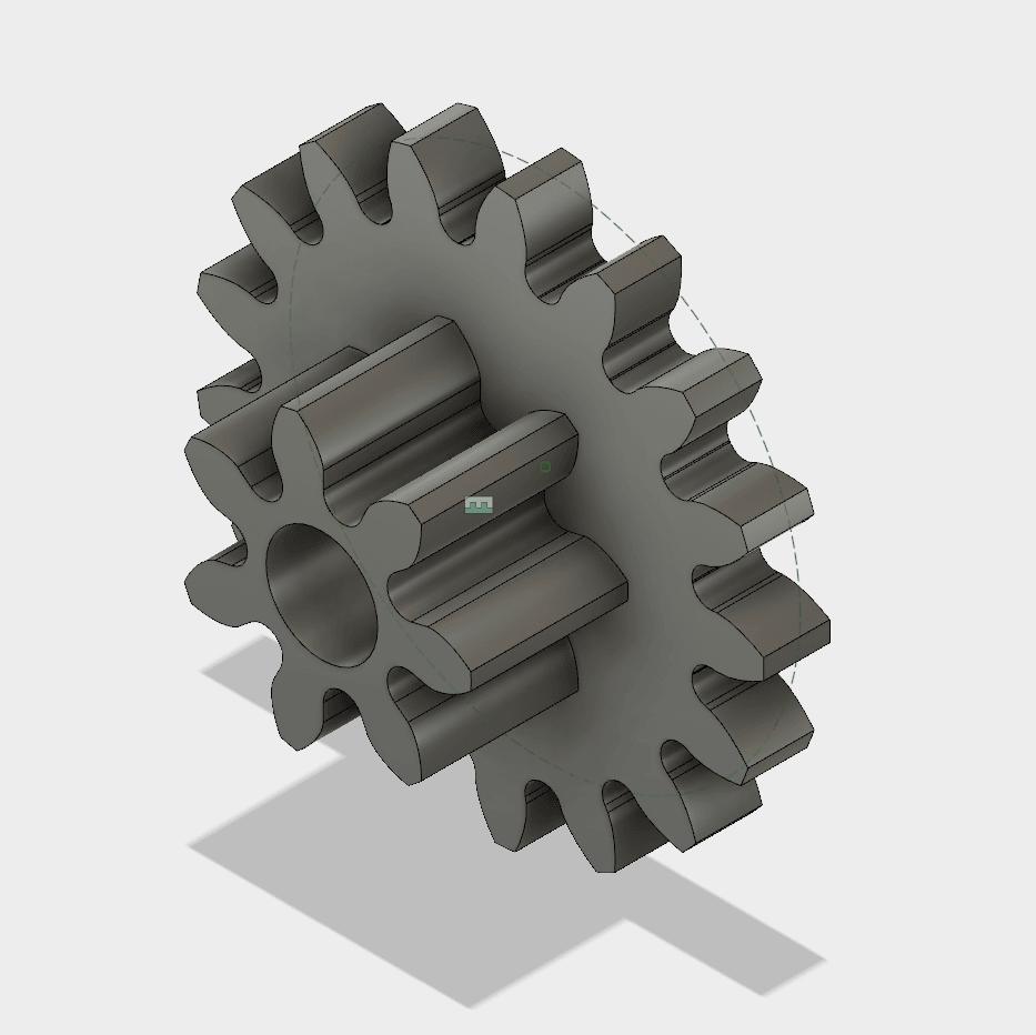 Capture d'écran 2018-05-30 à 21.24.30.png Télécharger fichier STL gratuit Engrenage et crémaillère • Design à imprimer en 3D, Andrieux