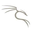 Free 3d printer files linux kali dragon, Andrieux