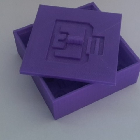 2.jpg Download free STL file Noozzle box • Template to 3D print, 3dm