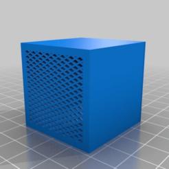 Download free 3D printer designs Miniature Speaker Cabinet, Andy12