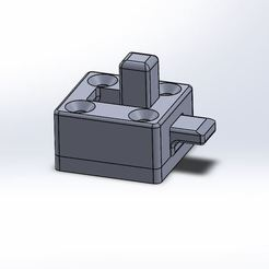 Download free STL file Lock • 3D printable template, seb86