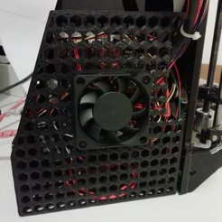Download 3D printer files Case GEEETECH I3, seb86