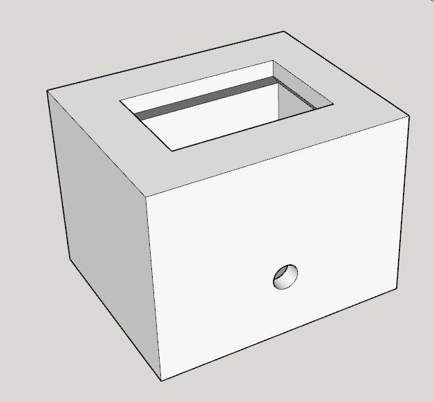Capture 3.PNG Download free STL file Switch box (push button) • 3D printable design, Ingenio122