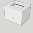 Capture 5.PNG Download free STL file Switch box (push button) • 3D printable design, Ingenio122