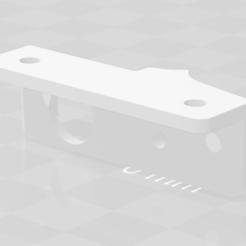 STL file MK8 Filament Guide for TPU/TPE filaments, LorenzoSalvi