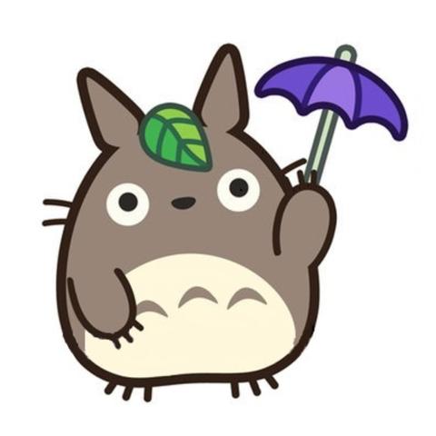 Capture d'écran 2017-12-14 à 14.34.13.png Download free STL file Totoro Pin • Template to 3D print, Giara