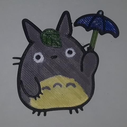 Capture d'écran 2017-12-14 à 14.34.18.png Download free STL file Totoro Pin • Template to 3D print, Giara