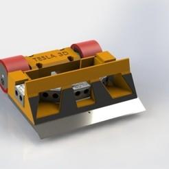 Download 3D printing files Mini-Sumo Robot, DanielDGuevara