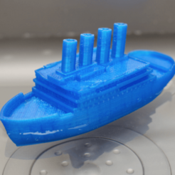 Free 3D printer file A little simple ocean giant for the bathtub, vandragon_de