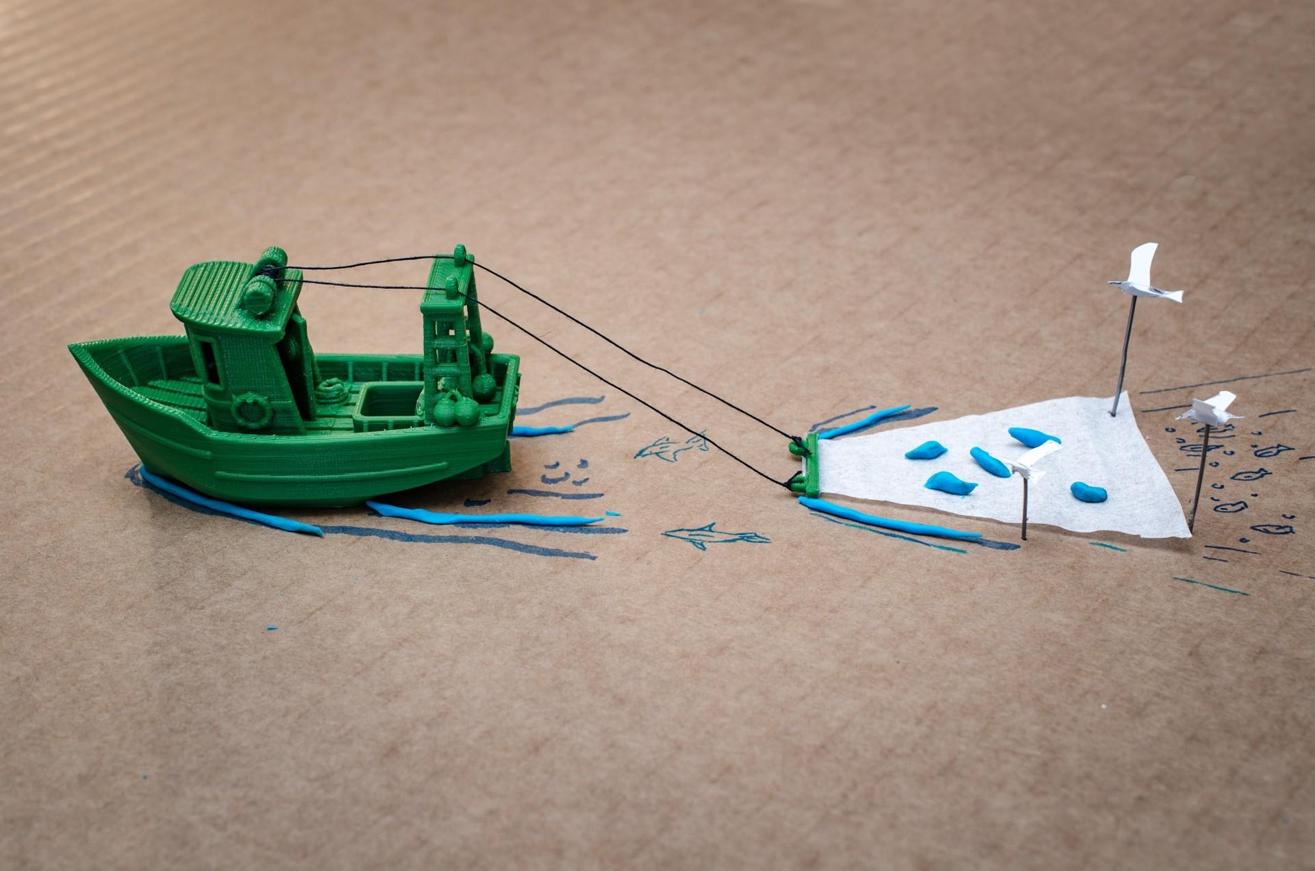 DSC_1612-Bearbeitet.jpg Télécharger fichier STL gratuit FIN le petit Trawler (banc visuel) • Modèle imprimable en 3D, vandragon_de