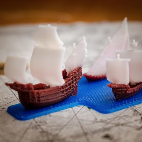 Capture d'écran 2018-02-27 à 18.28.16.png Download free STL file The ships of christopher columbus - scale 1/1000 • 3D print model, vandragon_de