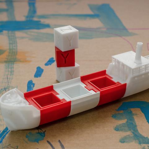 Capture d'écran 2018-04-09 à 18.10.05.png Download free STL file CAS - the modular xyz-cube cargo ship • 3D printing template, vandragon_de