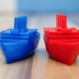 Free 3D printer files A little simple ocean giant for the bathtub, vandragon_de