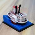 Capture d'écran 2018-02-27 à 17.55.16.png Télécharger fichier STL gratuit Ancien bateau à vapeur à roue à aubes avec présentoir (banc visuel) • Design pour imprimante 3D, vandragon_de