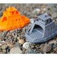 Free 3D printer file FERRY - the little transport miracle, vandragon_de