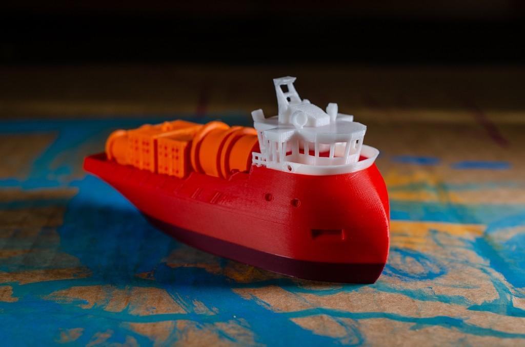 5767c96210b23dc91a98ba5e174c5114_display_large.jpg Download free STL file VOS - the Supply Ship • Object to 3D print, vandragon_de
