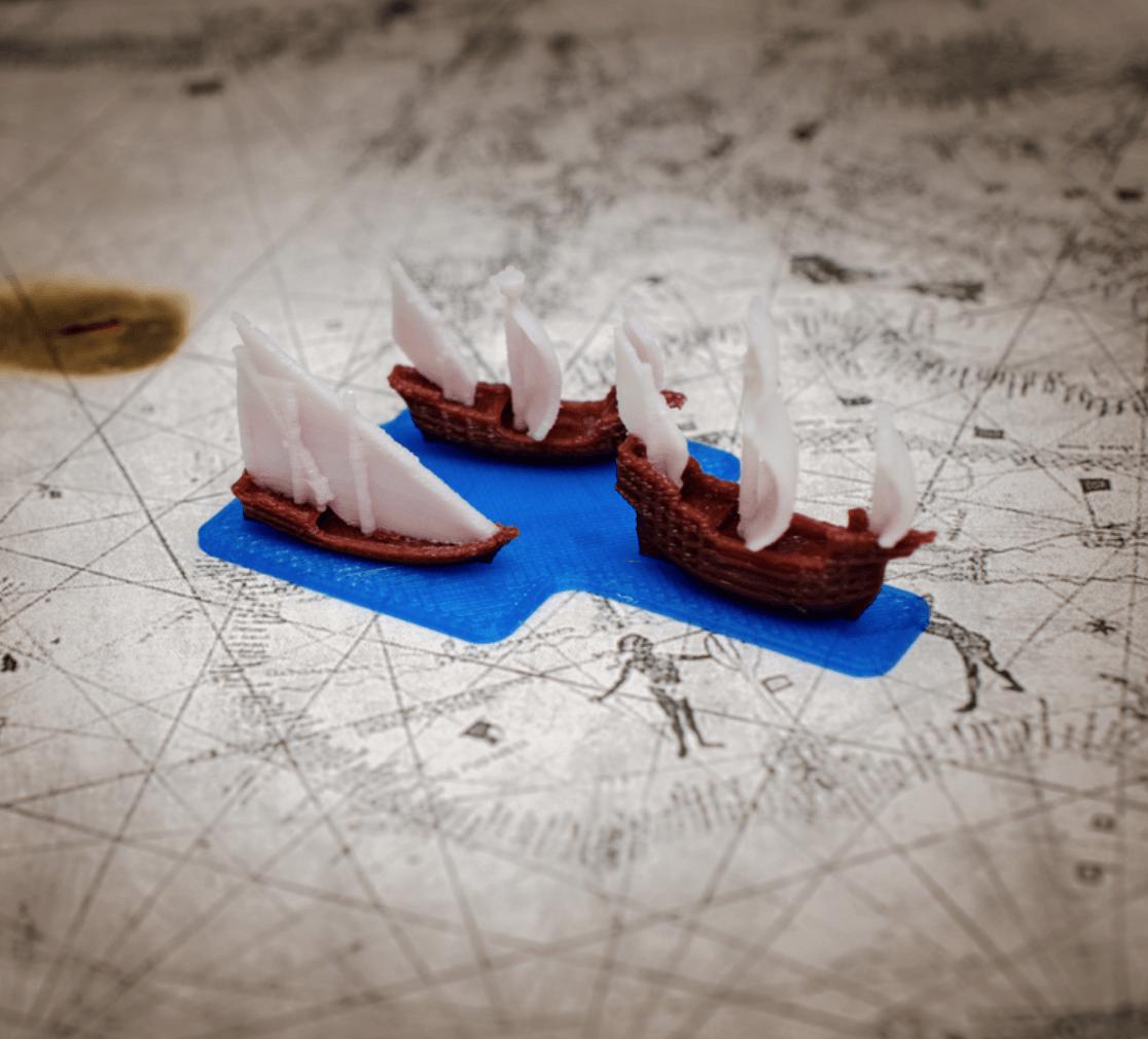 Capture d'écran 2018-02-27 à 18.28.46.png Download free STL file The ships of christopher columbus - scale 1/1000 • 3D print model, vandragon_de