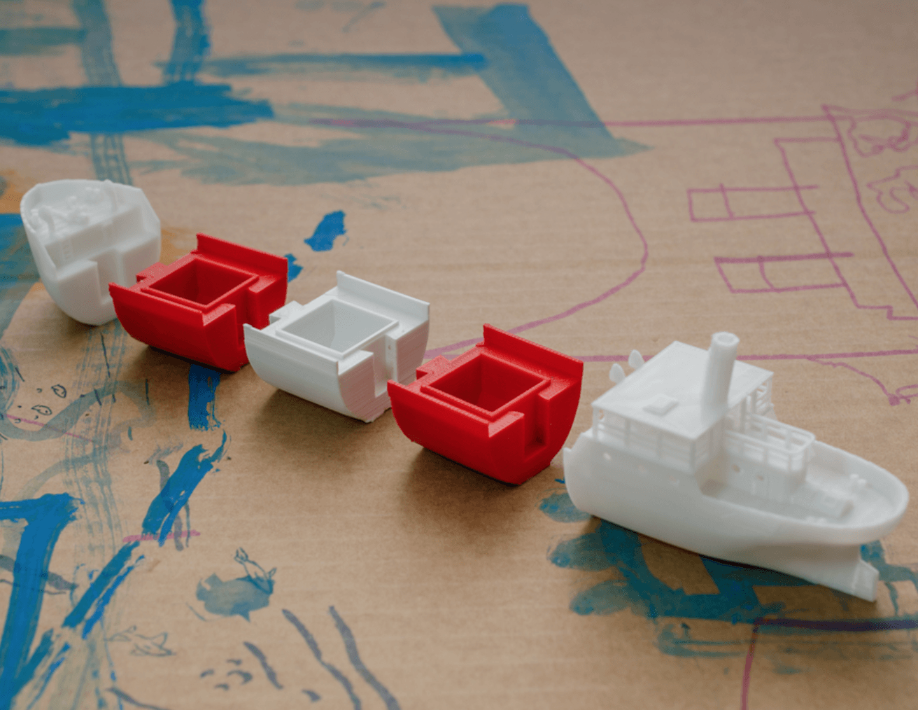Capture d'écran 2018-04-09 à 18.10.00.png Download free STL file CAS - the modular xyz-cube cargo ship • 3D printing template, vandragon_de