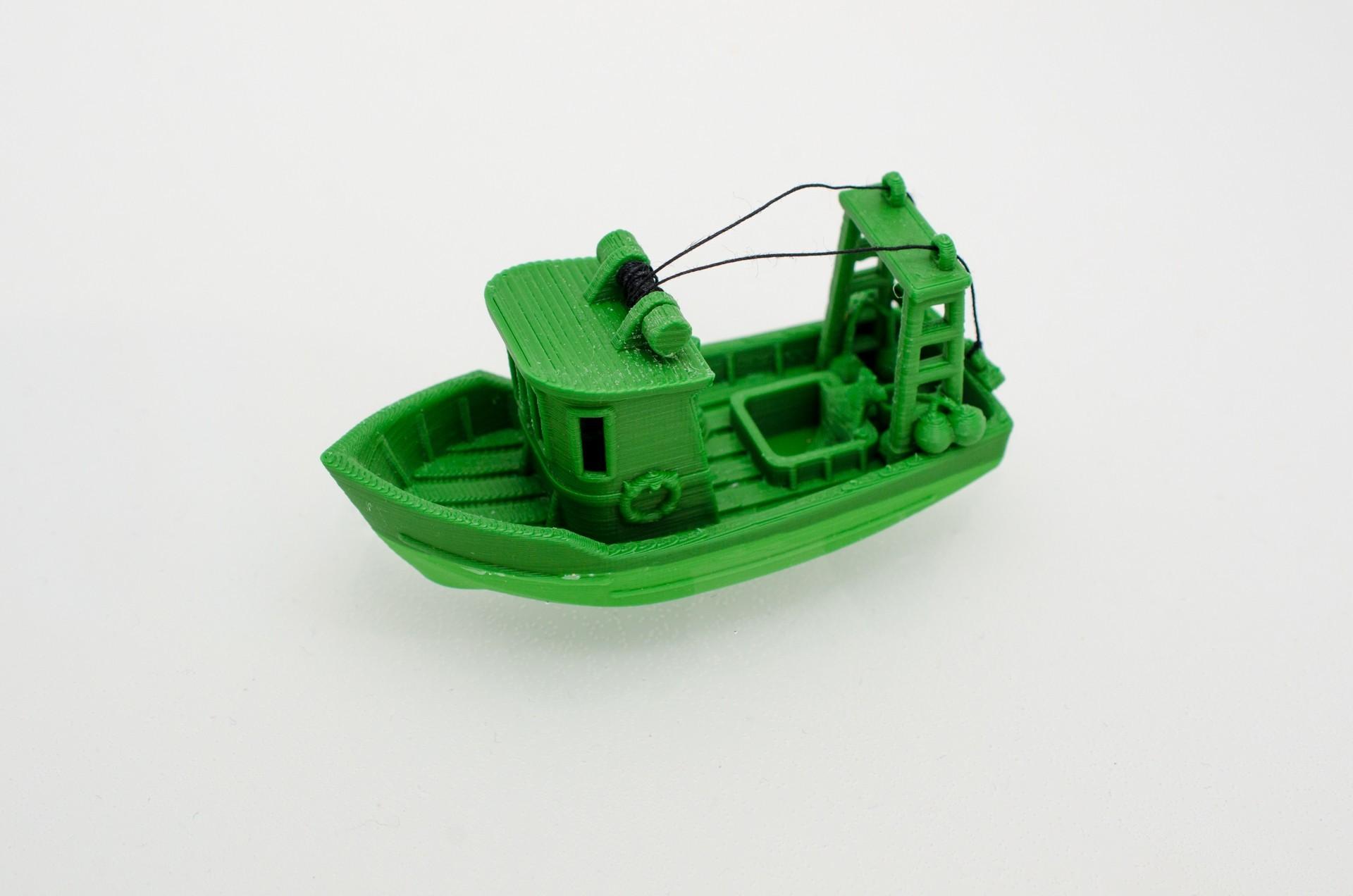 DSC_1618.jpg Télécharger fichier STL gratuit FIN le petit Trawler (banc visuel) • Modèle imprimable en 3D, vandragon_de