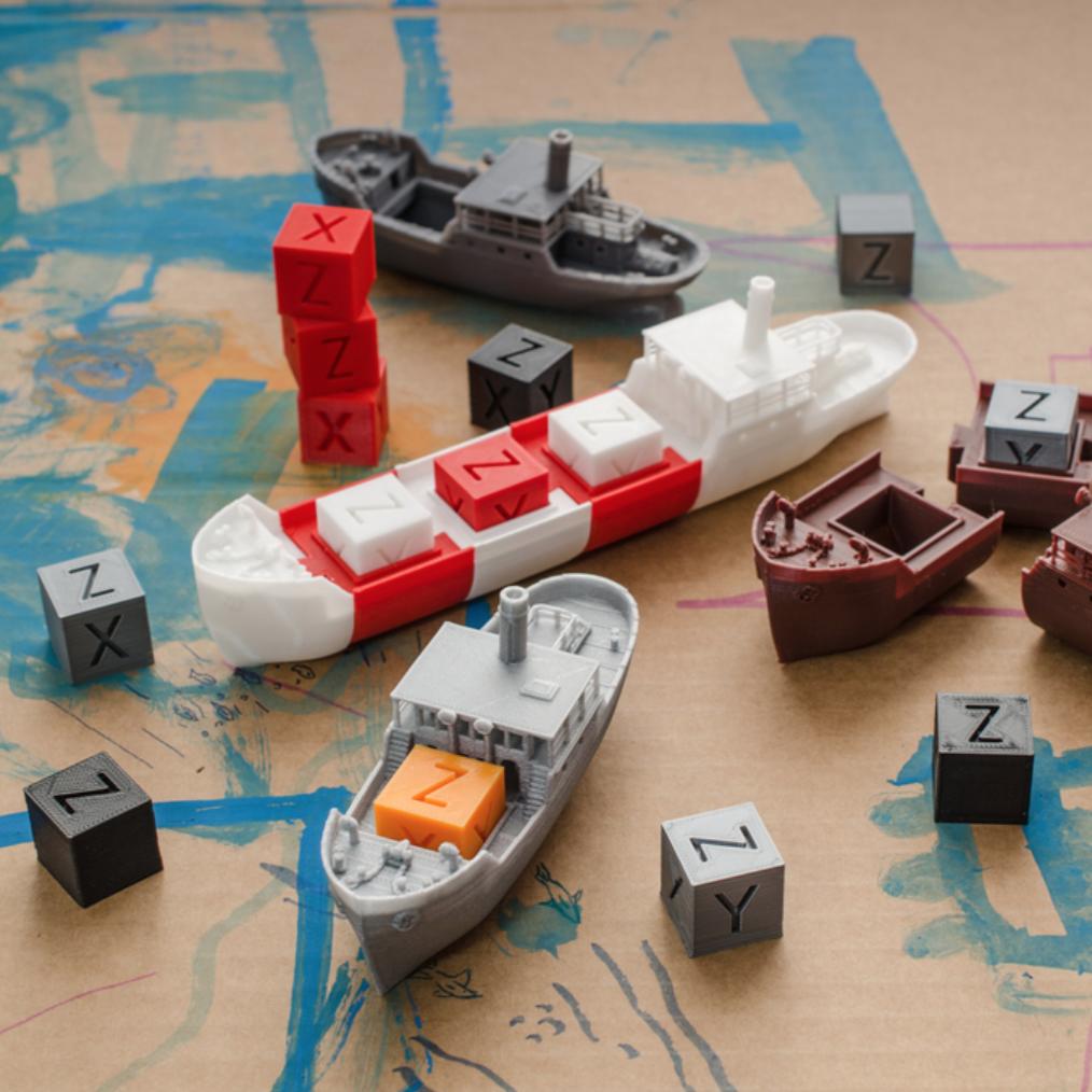 Capture d'écran 2018-04-09 à 18.09.48.png Download free STL file CAS - the modular xyz-cube cargo ship • 3D printing template, vandragon_de