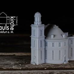 Descargar modelos 3D gratis Frankfurter Paulskirche (Frankfurt am Main), vandragon_de