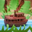 fichier 3d gratuit JUN - la reine de la jungle, vandragon_de