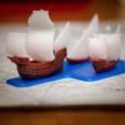 Capture d'écran 2018-02-27 à 18.28.32.png Download free STL file The ships of christopher columbus - scale 1/1000 • 3D print model, vandragon_de
