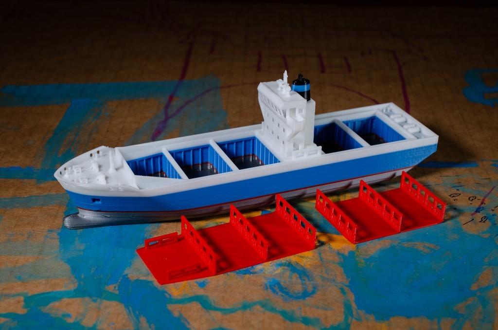 2d503c2571cd439d7bf984c2e09dec13_display_large.jpg Download free STL file EMMA - a Maersk Ship • 3D printable template, vandragon_de
