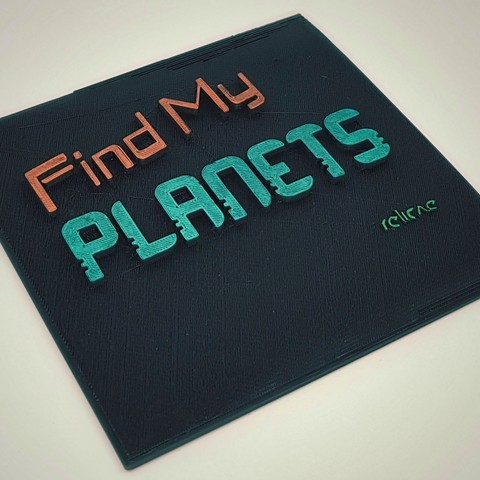 Divider_1a_OK.jpg Download free STL file Find My Planets - Guessing Game (Battleship style) • 3D printer object, Relicae
