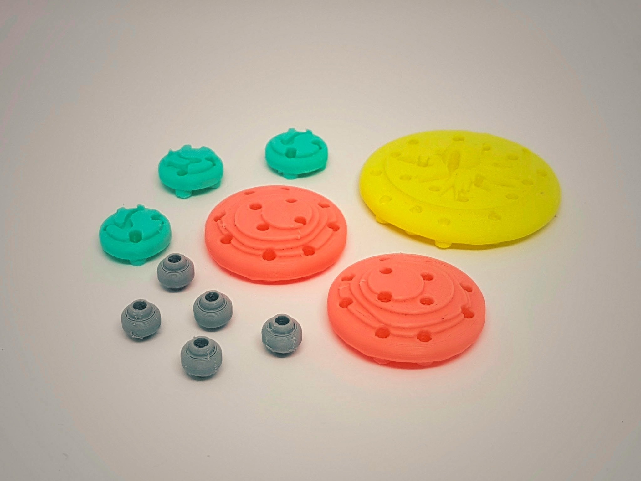 Celestial_Bodies_1a_OK.jpg Download free STL file Find My Planets - Guessing Game (Battleship style) • 3D printer object, Relicae