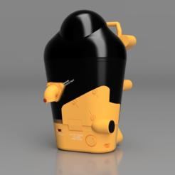 b78435e3-b61c-47ab-97cc-5036710aa804.PNG Télécharger fichier STL gratuit BB pod - Death Stranding • Design pour impression 3D, Luvter