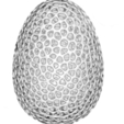 Free 3d printer model Easter eggs, juanpix