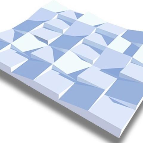 plaque.jpg Télécharger fichier STL gratuit plaque murale décorative • Plan à imprimer en 3D, juanpix
