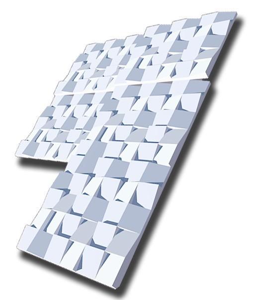 plaque3.jpg Télécharger fichier STL gratuit plaque murale décorative • Plan à imprimer en 3D, juanpix