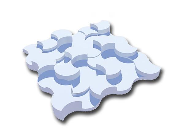 plaque 4.jpg Download free STL file decorative wall plate • 3D printing template, juanpix