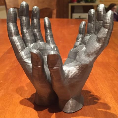 IMG_1927.jpg Télécharger fichier OBJ mains groupées • Plan pour imprimante 3D, juanpix