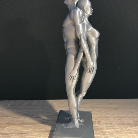 7dk3uWCtTv67V6cE6aFPwQ.jpg Télécharger fichier OBJ couple homme femme • Plan pour impression 3D, juanpix