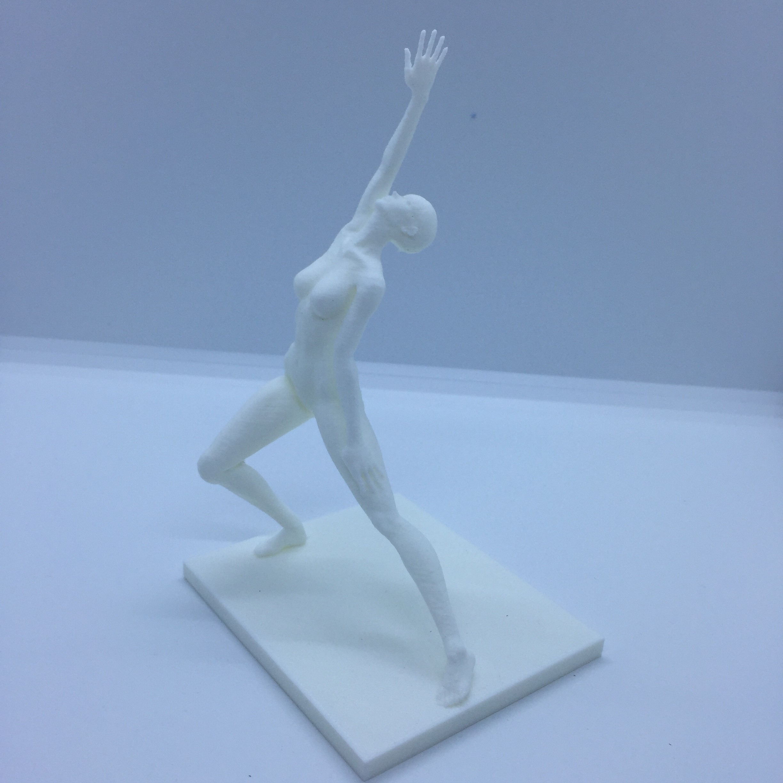 IMG_1989.JPG Download STL file dancer postural study • Model to 3D print, juanpix