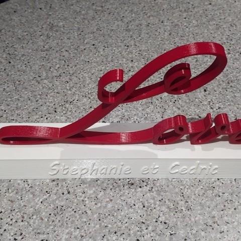 3D print files Valentine's Day, CedricWeier