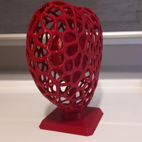 3D printer files heart, CedricWeier